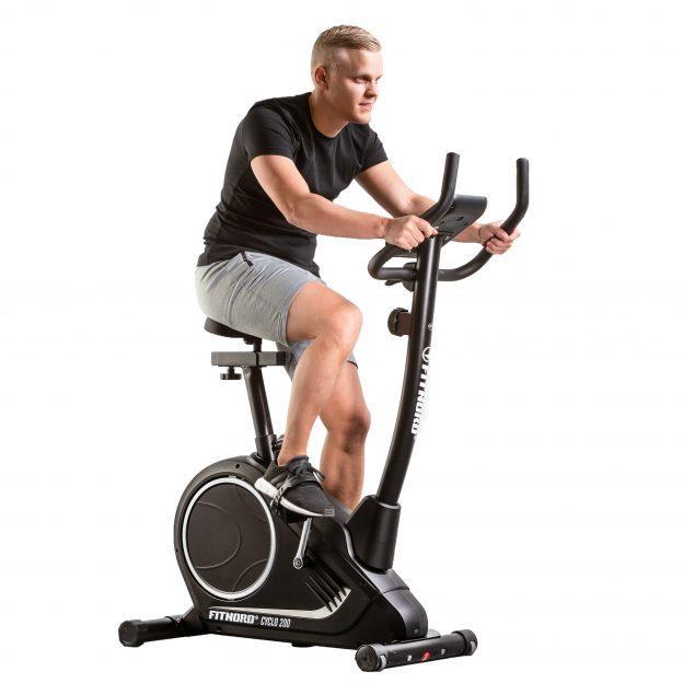 Testissä: FitNord Cyclo 200 Kuntopyörä