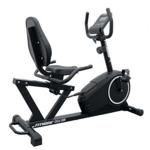 FitNord Cyclo 200R kuntopyörätesti