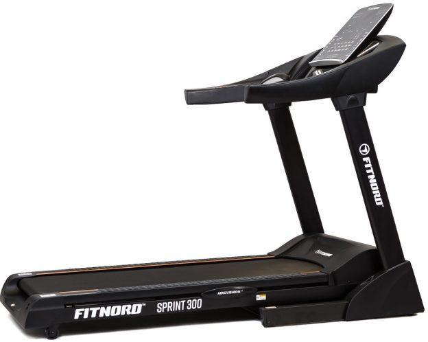FitNord Sprint 300 juoksumattotesti