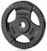 30 mm levypaino 1,25 kg, otekahvoilla, Gymstick