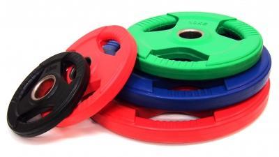 Painopaketti 200 kg Tri Grip Olympic