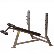 Alaviistopenkki, Olympic Decline Bench, Body-Solid