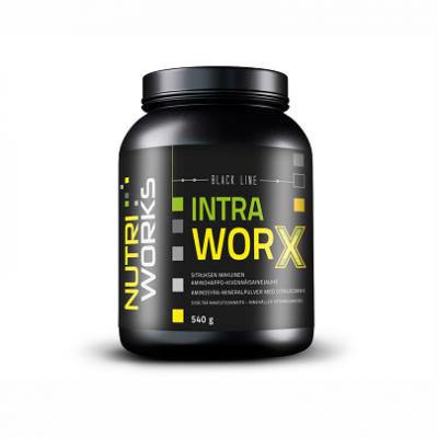 Aminohappojuomajauhe, Nutri Works Intra Worx Sitrus 540g
