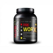 Aminohappojuomajauhe, Nutri Works Pre Worx 480g