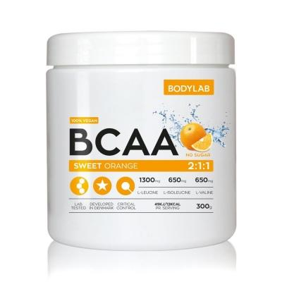 Aminohappovalmiste, Bodylab BCAA Instant 300g