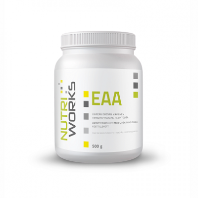 Aminohappovalmiste, Nutri Works EAA 500g