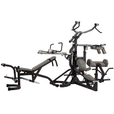 Vipuvarsi-kuntokeskus, Freeweight Leverage Gym, Body-Solid