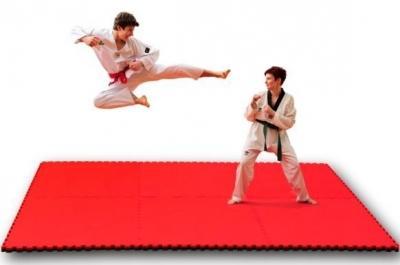 Budomatto / Judomatto Comfy Budo Mat (kaksivärinen)