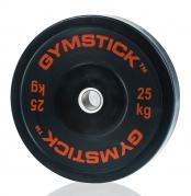 Levypaino Bumper Plate 25 kg, Gymstick