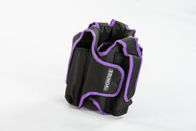 Säädettävät Bunda -nilkkapainot pakaratreeniin, 4kg/jalka