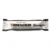 Barebells proteiinipatukka, Cookies&Cream, 55g, 12-PACK