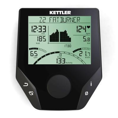 Crosstrainer etuvetoinen, Kettler Skylon 3.1