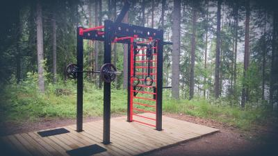 Crosstraining Cage Outdoor, Gymstick