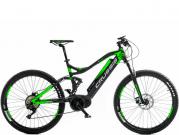 Crussis E-Full 7.4-S Sähkömaastopyörä (630 Wh tehoakku)