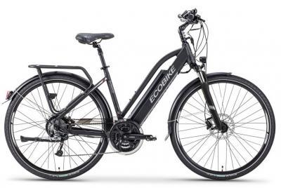 Sähköpyörä Ecobike S-Cross N (468Wh akku)