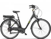 Ecobike Trafik N Valkoinen