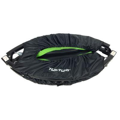 Fitness trampoliini kokoontaitettava, Tunturi, koottuna
