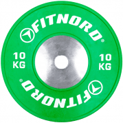 Levypaino Competition PRO 10 kg, FitNord