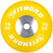 Levypaino Competition PRO 15 kg, FitNord