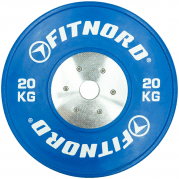 Levypaino Competition PRO 20 kg, FitNord