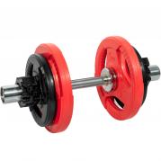 Olympia-käsipainosarja 20 kg, FitNord