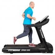 FitNord Sprint 1000 Juoksumatto