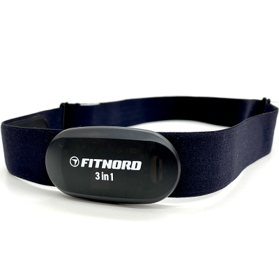 FitNord 3 in 1 Sykevyö (Bluetooth, ANT+ & 5,3 kHz)