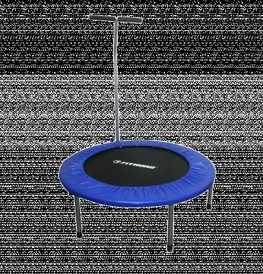 FitNord Kahvallinen trampoliini