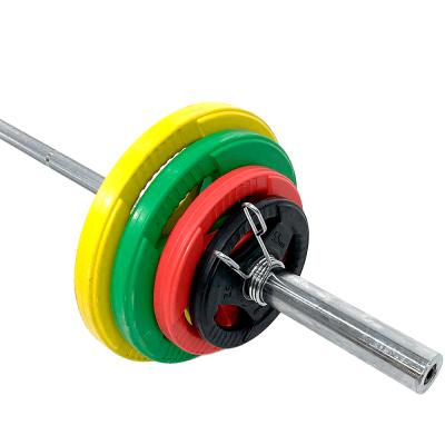 Levytankosarja 85 kg Tri Grip Olympic, FitNord (Max. 225 kg tangolla)