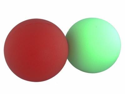 Foam-pallo, pinnoittamaton, Amaya 21 cm