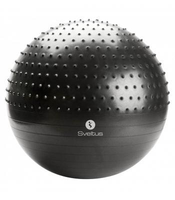 Nystyräpintainen jumppapallo, Sveltus