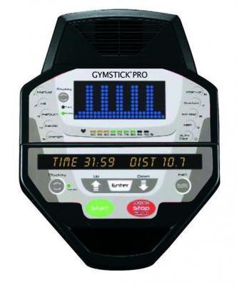 Gymstick Pro Cross 50 Etuvetoinen Crosstrainer
