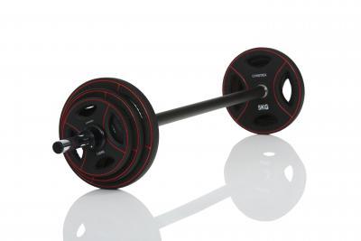 Pro Pump-setti 20 kg, Gymstick