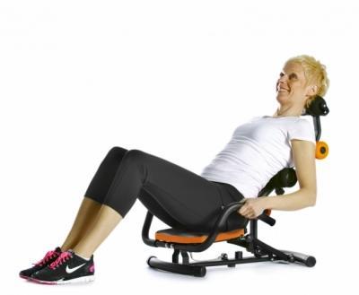 Gymstick Core Trainer keskivartalolaite