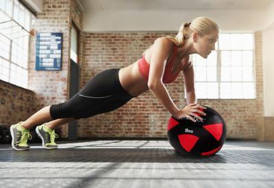 Wall ball, Gymstick