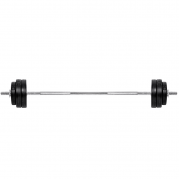 inSPORTline BS08 Levytanko, käsipainotanko ja levypainosarja 3-50 kg