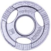 inSPORTline Hamerton Olympic Teräs Levypaino 1,25 kg