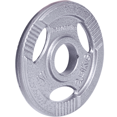 inSPORTline Hamerton Olympic Teräs Levypaino 2,5 kg