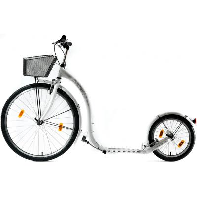 Kickbike City G4 Potkupyörä valkoinen