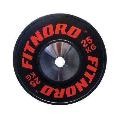 Levytankosarja Bumper PRO 160 kg, FitNord