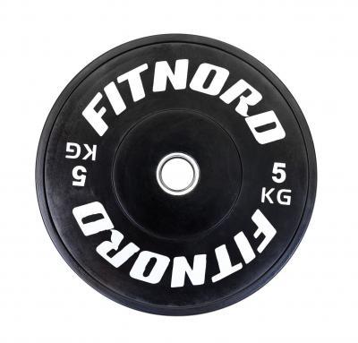 Levytankosarja Bumper PRO 50 kg, FitNord