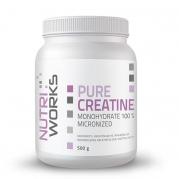 Kreatiinimonohydraatti, Nutri Works Pure Creatine 100%