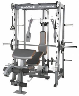 Kuntokeskus, NordicTrack E8200 Smith Machine
