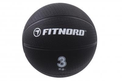 Kuntopallo 3 kg, FitNord