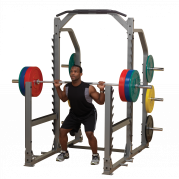 Monitoimiteline, Multi Squat Rack, Body-Solid
