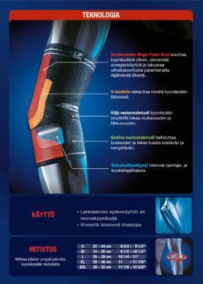 Kyynärtuki, LP X-Tremus 1.0 150XT