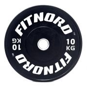 Painopaketti 60 kg Bumper Plate