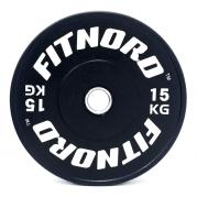 Painopaketti 90 kg Bumper Plate