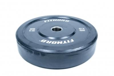 Levypaino Bumper Plate 25 kg, FitNord