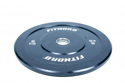 Levypaino Bumper Plate 5 kg, FitNord